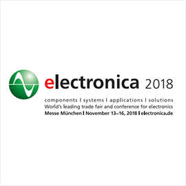 2018 Electronic show in Munich